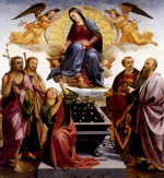 The Assumption of the Blessed Virgin Mary into Heaven, Body and Sou