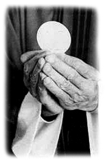 The Holy Eucharist --- the REAL Body of Jesus Christ