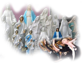 "Thousands of ""Apparitions"" of Mary"