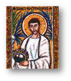 St Cyprain of Carthage and the Necessity of Holy Confession