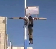 A Christian Crucified in Yemen
